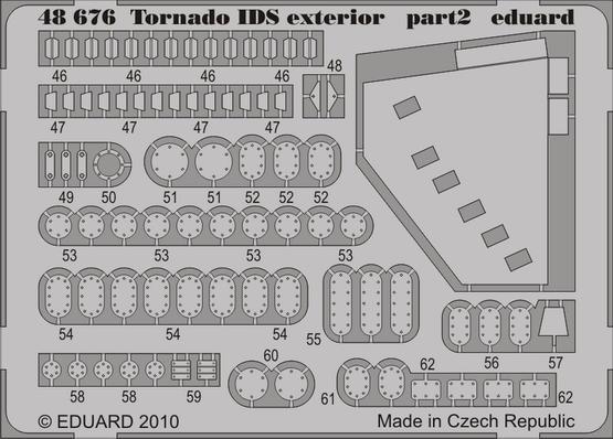Tornado IDS exterior 1/48  - 2