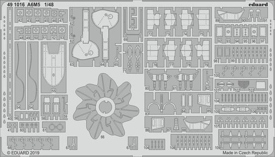 A6M5 1/48  - 2