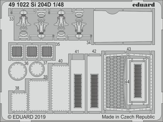 Si 204D 1/48  - 2