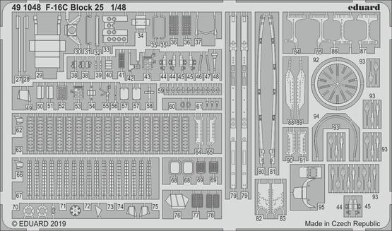 F-16C Block 25 1/48  - 2