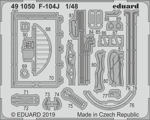 F-104J 1/48  - 2