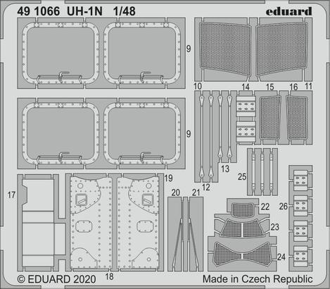 UH-1N 1/48  - 2