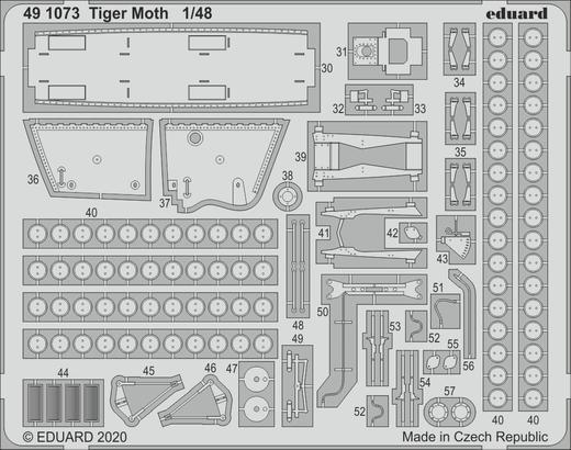 Tiger Moth 1/48  - 2