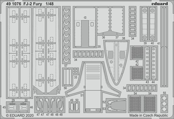 FJ-2 Fury 1/48  - 2