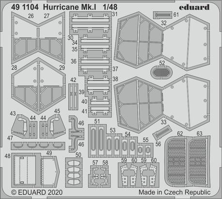 Hurricane Mk.I 1/48  - 2