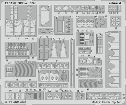 SBD-2 1/48  - 2