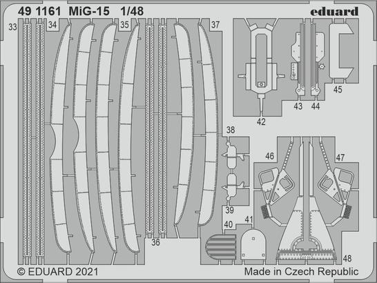 MiG-15 1/48  - 2
