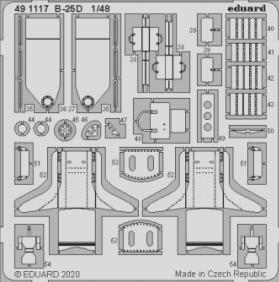 B-25D 1/48  - 2