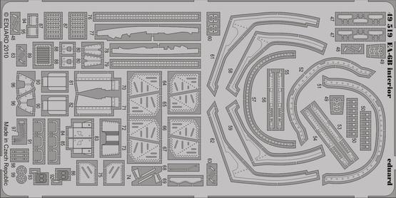 EA-6B interior S.A. 1/48  - 2
