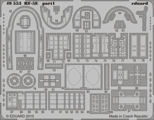 RF-5E S.A. 1/48  - 2