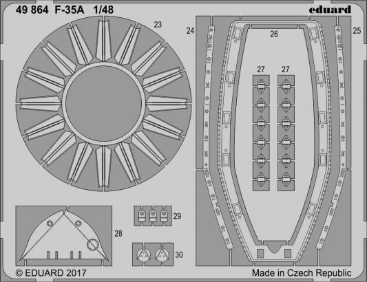 F-35A 1/48  - 2