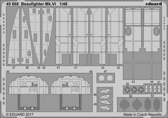 Beaufighter Mk.VI 1/48  - 2