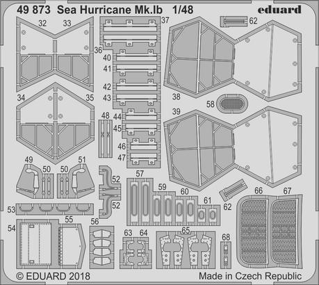 Sea Hurricane Mk.Ib 1/48  - 2