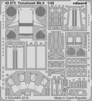 Tomahawk Mk.II 1/48  - 2