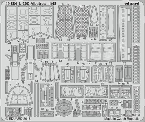 L-39C Albatros 1/48  - 2