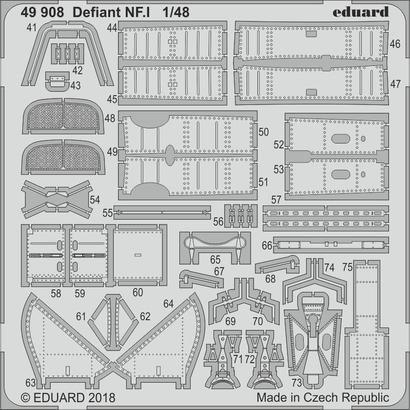Defiant NF.I 1/48  - 2