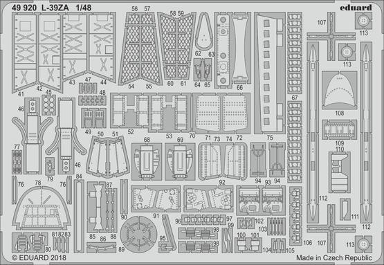 L-39ZA 1/48  - 2