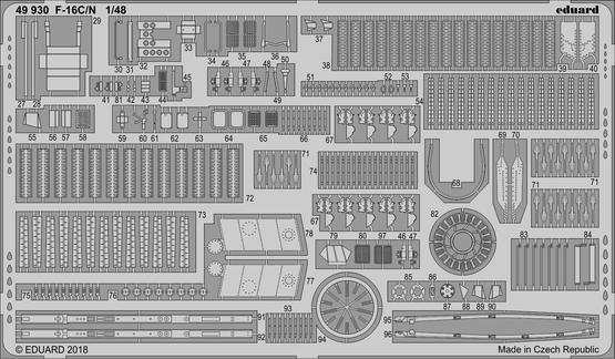 F-16C/N 1/48  - 2