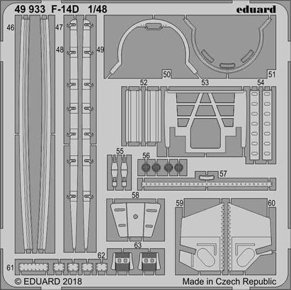 F-14D 1/48  - 2