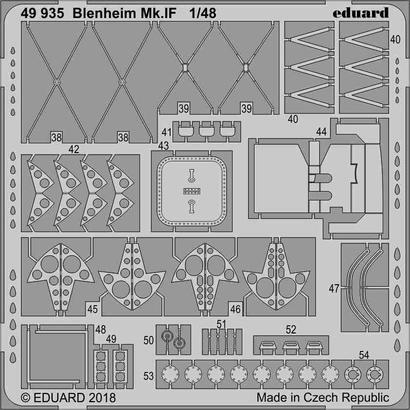 Blenheim Mk.IF 1/48  - 2