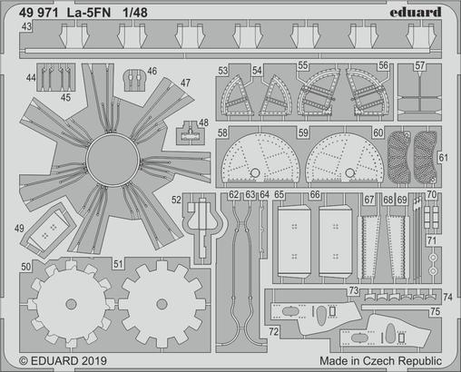 Ла-5ФН 1/48  - 2