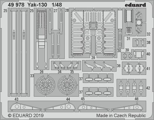 Yak-130 1/48  - 2