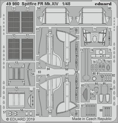 Spitfire FR Mk.XIV 1/48  - 2