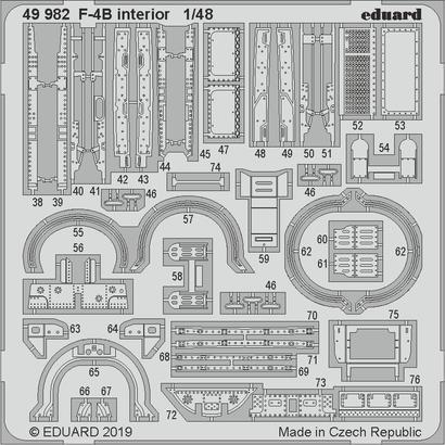 F-4B interior 1/48  - 2