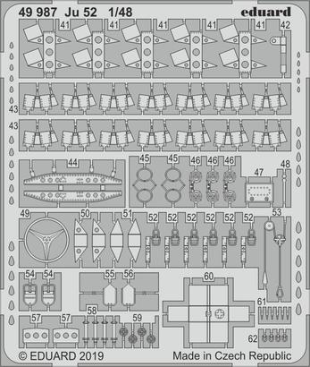 Ju 52 1/48  - 2