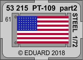 PT-109 1/72  - 2
