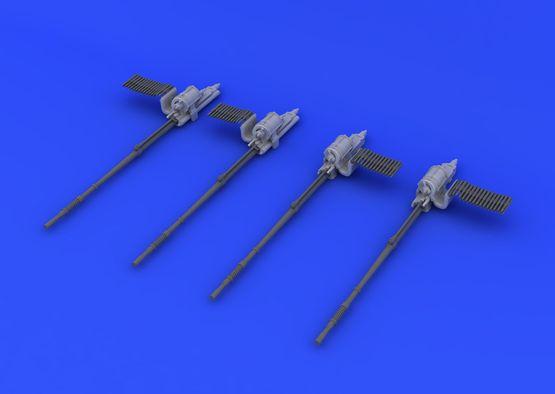 Typhoon guns 1/24  - 2