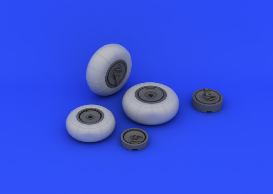 Do 335B wheels 1/32  - 2