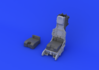 F-104 C2 ejection seat  1/32 1/32 - 2/5