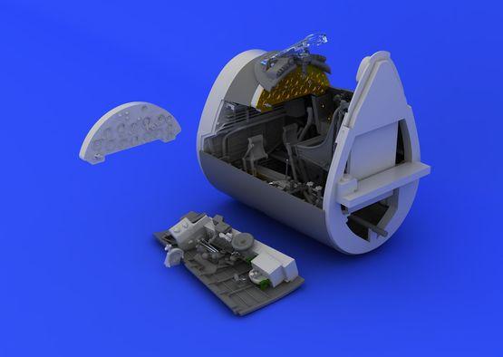 F4U-1A cockpit  1/32 1/32  - 2
