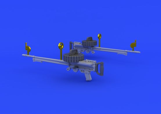 Lewis Mk.III kulomet 1.sv.v. 1/32  - 2