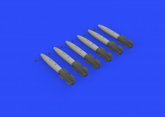 Mk.82 bomb w/ Mk.15 Snakeye Fins 1/32  - 2