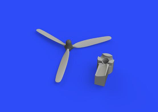 F4U-1 propeller 1/32  - 2