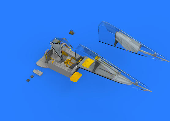 Fw 190A-8 cockpit 1/32  - 2