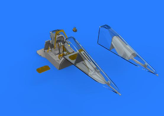 Fw 190A-8/R11 cockpit 1/32  - 2