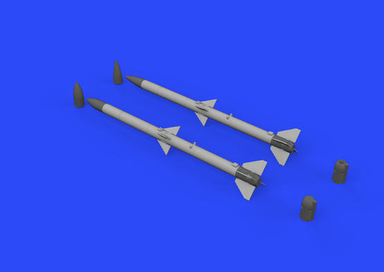AIM-120A/B AMRAAM 1/32  - 2