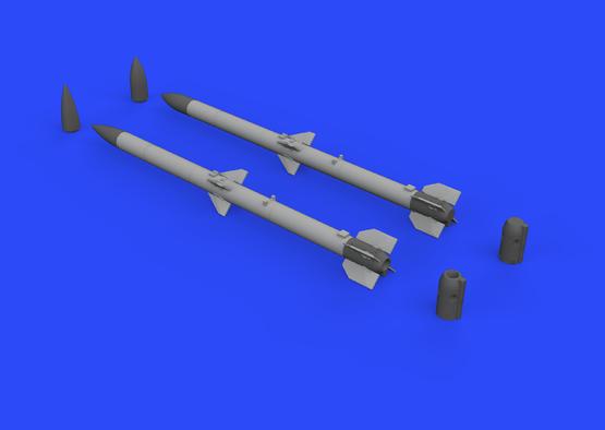 AIM-120C AMRAAM 1/32  - 2