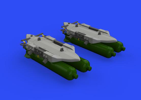 BRU-57A rack 1/32  - 2