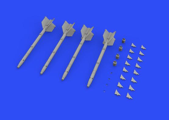 AIM-9M/L Sidewinder 1/32  - 2