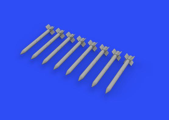 HVAR rockets 1/32  - 2