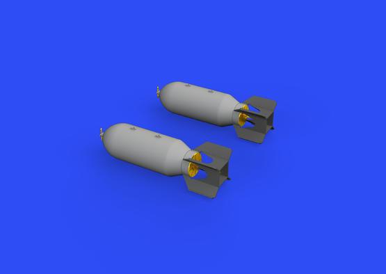 US 1000lb bombs 1/32  - 2