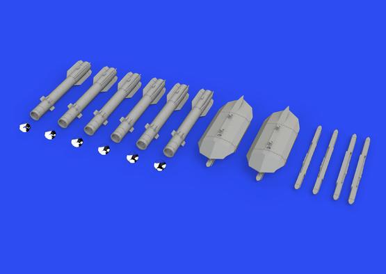 Brimstone w/ AGLM III rack 1/32  - 2