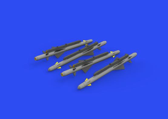 ALARM missiles 1/32  - 2