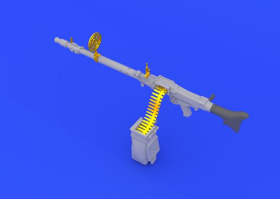 MG 34 機関銃 1/35  - 2