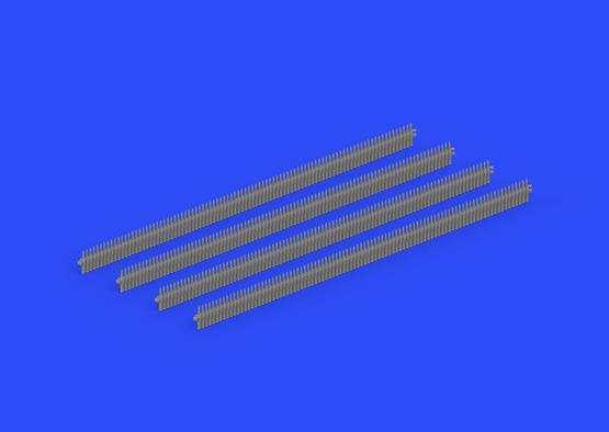 12,7 mm 弾帯 1/35  - 2