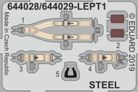 P-38G LööK 1/48  - 2